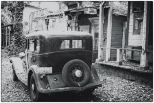 Keys Tavern in old time Sonoma County