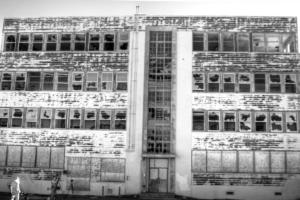 Old Building at Mare Island