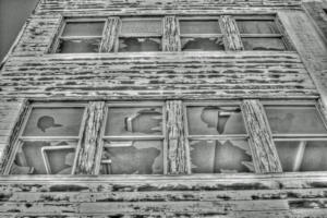 Old Buildings at Mare Island
