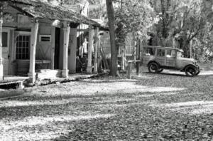 Street Scene - Old Sonoma