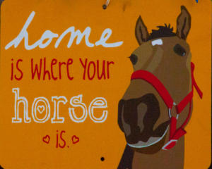 Home is....