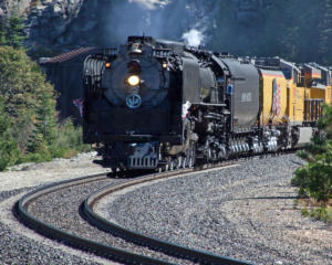 UPRR 844 at Emmigrant Gap