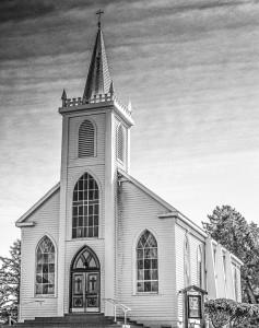 St. Teresa of Avila, Bodega, CA