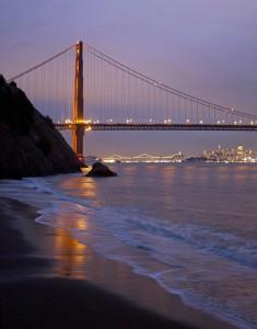 North Tower - Golden Gate Bridge