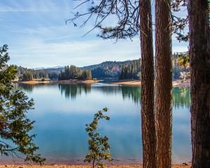Sly Park Reservoir