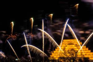 Ziggerat fireworks