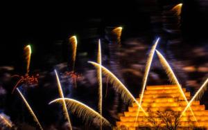 Ziggerat sparklers